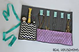 necklace holder case images Diy travel jewelry oraganizer real housemoms jpg
