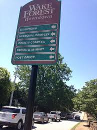 wake forest nc google search big beautiful welcome sign my