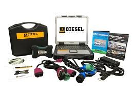 diesel truck diagnostic tool u0026 scanner laptop kit