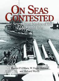 on seas contested the seven great navies of the second world war