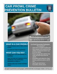 West Seattle Blog West Seattle Crime Watch Newest by Bulletins About Burglaries And Car Prowls From Seattle Police