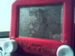 kitty cat etch a sketch by pikajane on deviantart