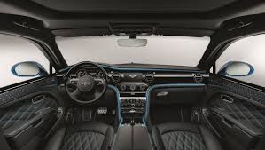 restricted version mulsanne and all new continental gt will