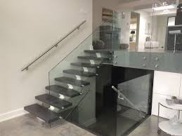floating staircase cost stairs stair brackets cantilever kit how