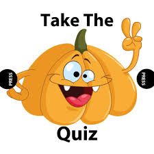printed take the quiz halloween gospel tract for children