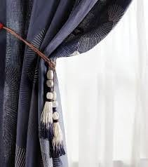 Large Drapery Tassels 64 Diy Curtain Tie Backs Guide Patterns