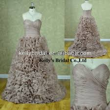 many different color wedding dresses grey pink yellow ect buy