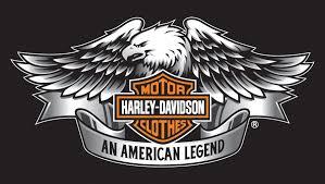 Harley Davidson Flags Harley Davidson Eagle Logo American Flag