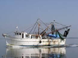 shrimp boat returning home brunswick georgia golden isles