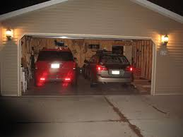 2 Car Garage Door Dimensions by How To Store A Sky In A 2 5 Car Garage With Pics Saturn Sky