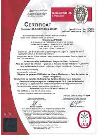 bureau veritas cameroun verification