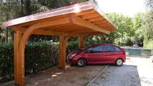 tettoia auto legno carport aus dunklem holz ein carport bedeutet schutz für das auto