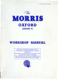 morris oxford service manual by morris oxford issuu