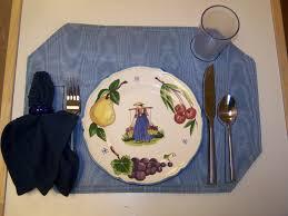 my montessori journey table setting