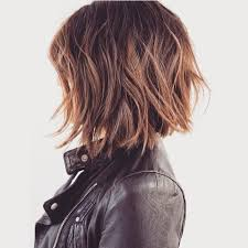 a line feathered bob hairstyles try doing a line bob haircut with layers coloredthe classic bob