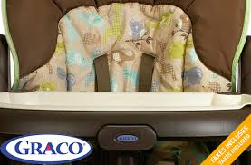 Forest High Chair Gracoâ Meal Time â High Chair â 42 Offered On Tuango Ca