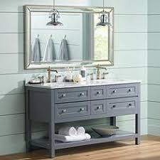 Mirrored Bath Vanity Storage Furniture Decorative Cabinets Lamps Plus