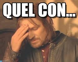 quel con frustrated boromir meme on memegen