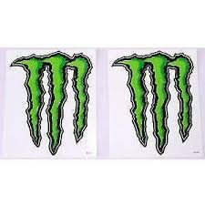 monster stickers ebay