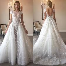 zuhair murad bridal zuhair murad vanna second wedding dress on sale 64