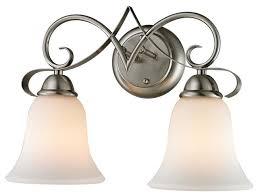 Traditional Bathroom Vanity Lights Furniture Luxury Light Brushed Nickel Vanity Traditional