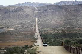 donald trump border wall proposal would harm the environment