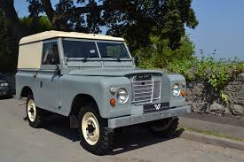 land rover series 3 109 classic land rovers for sale williams classics