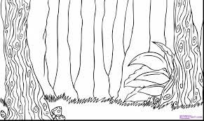 remarkable petrified forest coloring page with jungle coloring
