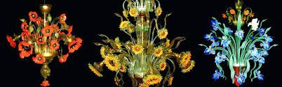 Glass Blown Pendant Lights Chandeliers Exceptional Venetian Blow Glass Pendant Light