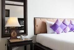chambre thailandaise chambre à coucher thaïlandaise de style photo stock image du
