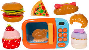Toy Kitchen Set For Boys Just Like Home Microwave Oven Toy Kitchen Set Cooking Playset Toy