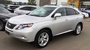 lexus pre owned uk pre owned silver 2012 lexus rx 450h hybrid awd ultra premium