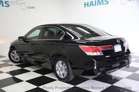 sedan 4 door 2011 used honda accord sedan 4dr i4 automatic se at haims motors