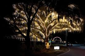 holiday festival of lights charleston holiday festival of lights james island http www 10best com