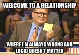 Drew Carey Meme - welcome to a relationship drew carey meme the regular guy nyc