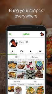 recipe apk mytaste recipes apk for android