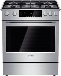 Ge Gas Cooktop Reviews Bosch Benchmark Vs Ge Profile Slide In Gas Ranges Reviews