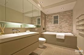 Bathroom Tile Colour Ideas Colours And Overhanging Mirror Box With Lighting Underneath