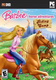 barbie horse adventures riding camp box shot pc gamefaqs