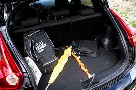 juke nismo trunk тест драйв nissan juke nismo отзыв о заряженном турбожуке с