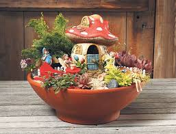 Fairy Garden Craft Ideas - fairy gardens craft projects for every fan