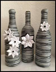 How To Decorate A Wine Bottle 45 Incredible Wine Bottle Craft Ideas For A Useful Sunday