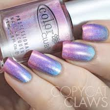 copycat claws color club holographic gradient