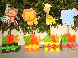 jungle themed baby shower jungle theme baby shower decorations safari party centerpieces