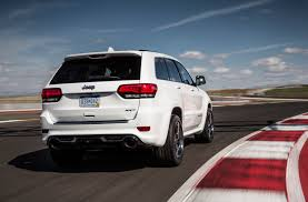jeep laredo white 2015 jeep grand cherokee srt adds 5hp red vapor special edition