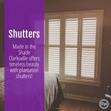 Interior Shutters For Windows Clarksville Custom Window Treatments Made In The Shade Blinds