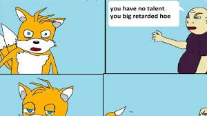 Trolled Meme - tails gets trolled know your meme