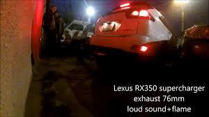 lexus rx450h uae rx 350 supercharger youtube
