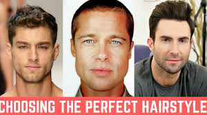 Haircut For Face Shape Getting The Perfect Men U0027s Haircut That Suits Your Face Youtube