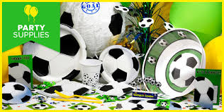 soccer party supplies all party supplies theme sports theme soccer